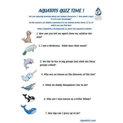 Animal Quiz 3
