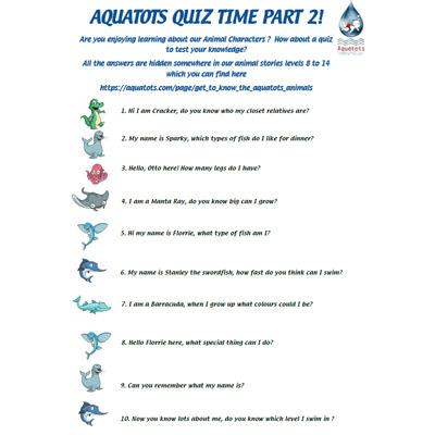 Character Quiz 2