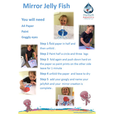 Mirror Jelly Fish