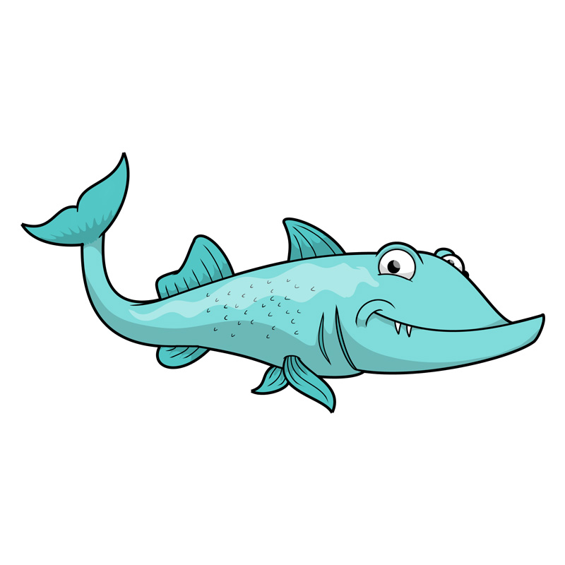 L14 Barry The Barracuda